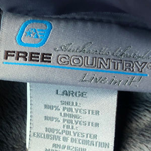 Free Country Jackets & Coats - FREE COUNTRY Radiance 2 in 1 Jacket, 2 piece set